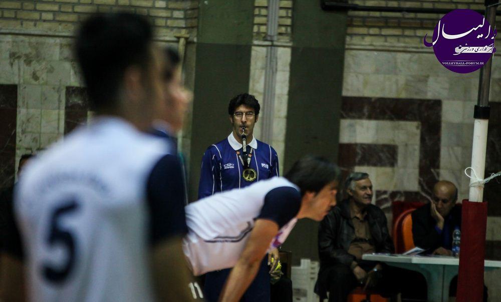 اسامی داوران و ناظران هفته دوم لیگ برتر اعلام شد !