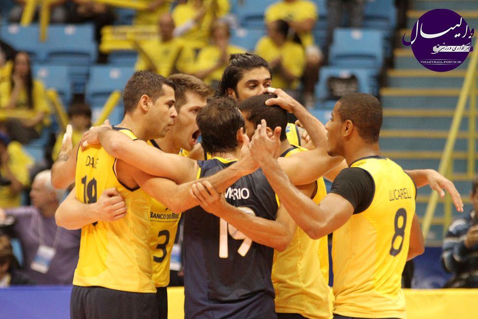 برزیل؛ موفق ترین تیم تاریخ جام قهرمانان قاره ها !