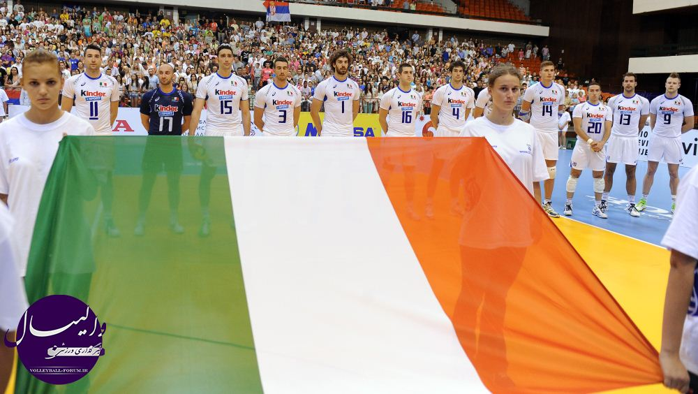 جام قهرمان قاره ها/ایتالیا به دنبال جبران شکست مقابل روسها !!