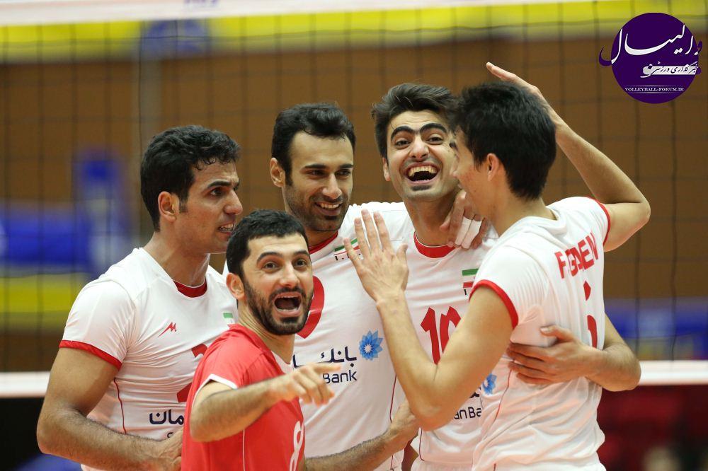 امیر غفور: خوشحالم که والیبال ایران در گروه یک لیگ جهانی قرار گرفت
