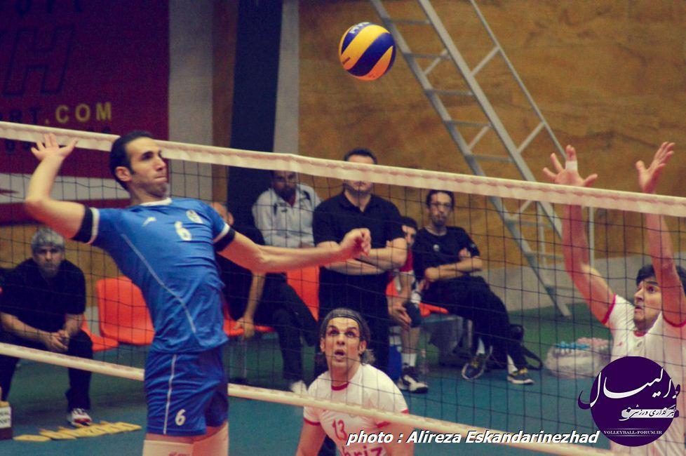 گزارش تصویری از دیدار پیکان تهران-شهرداری تبریز/علیرضا اسکندری نژاد