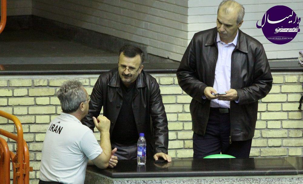 محمد رضا داورزنی: امیدوارم بخت وزارت ورزش باز شود/ باید دو تیم ملی آماده داشته باشیم !