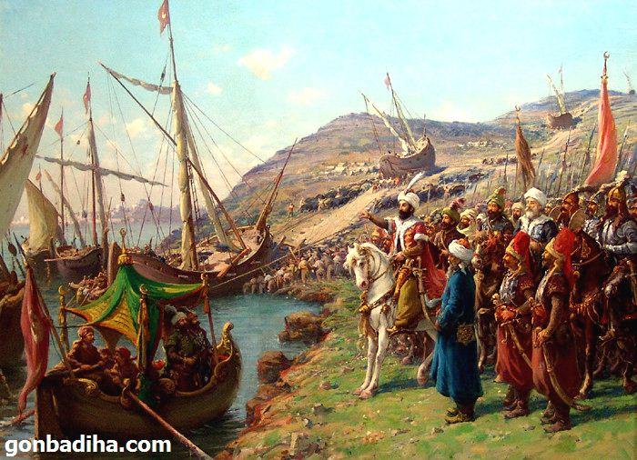 فتح قسطنطنيه و ظهور امپراتوري مسلمانان !