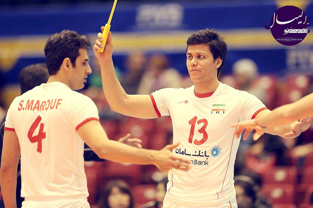 مهدی مهدوی : والیبال ایران در ژاپن بهترین نتیجه راکسب کرد/از تک تک بازیهای خود لذت بردیم!