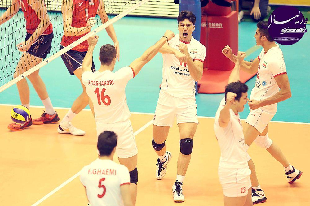 گروه بندی لیگ جهانی 2014 اعلام شد/همگروهی ایران با قدرت های والیبال جهان !