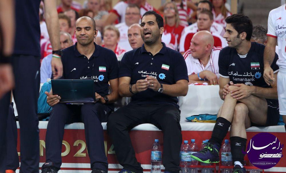 میلاد عبادی پور: برای صعود به جمع چهار تیم برتر تمام تلاش خود می کنیم !
