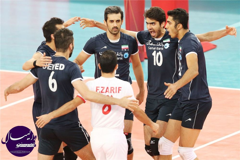 والیبال بازی های آسیایی اینچئون /والیبال ایران به دنبال تنها مدال جامانده آسیایی خود !