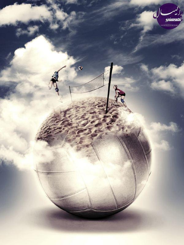 آشنایی کامل با رشته ی ورزشی والیبال !