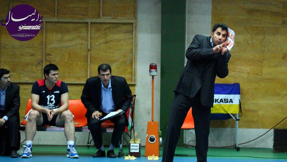 میرحسینی: تکلیف تیم والیبال یزد را نمیدانم!/ رئیس هیات: نمیتوانم حرفی بزنم!