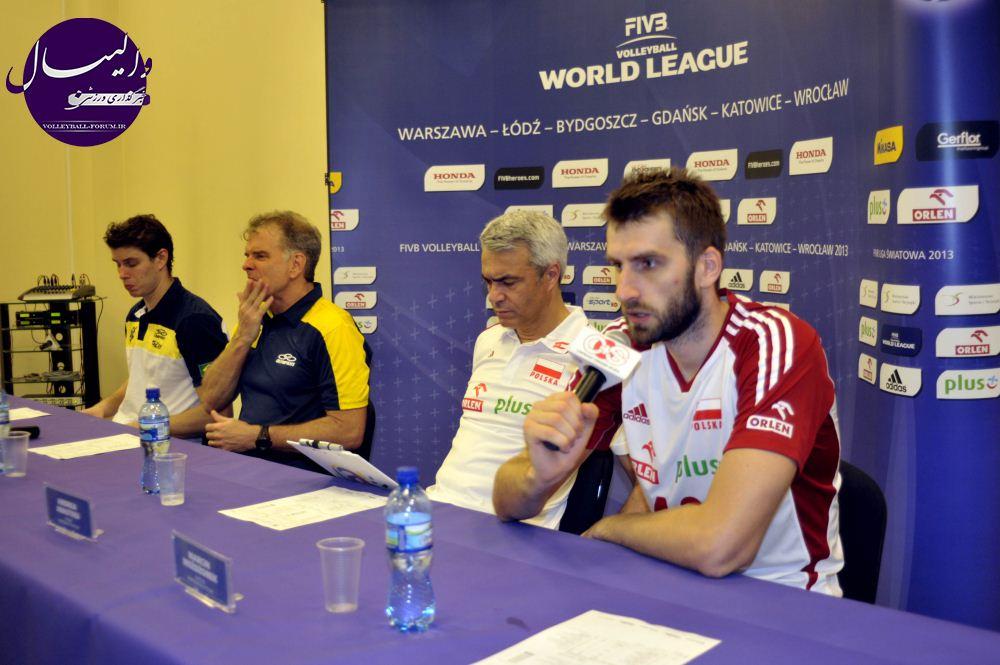به دنبال اخراج آناستازی،گاییچ و استویچف گزینههای سرمربیگری تیم ملی والیبال لهستان هستند !