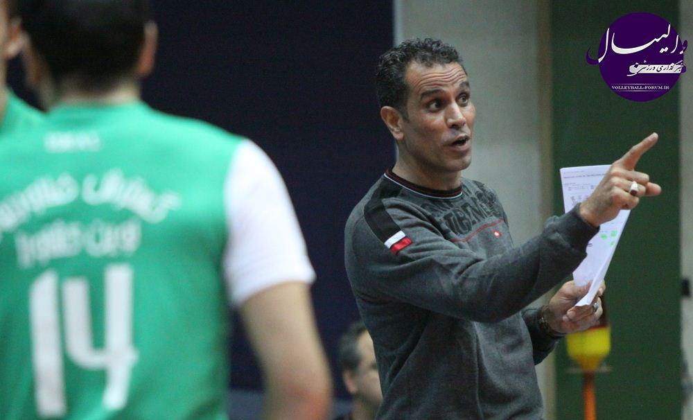 مسعود آرمات :باید خیلی بهتر عمل کنیم/ هیچ مشکلی در پرداخت دستمزد بازیکنان نداریم !