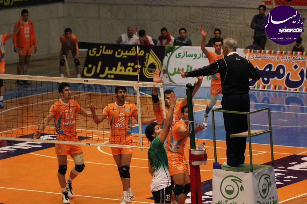 رحمان داوودی: هدف تیم ملی والیبال راهیابی به المپیک است !