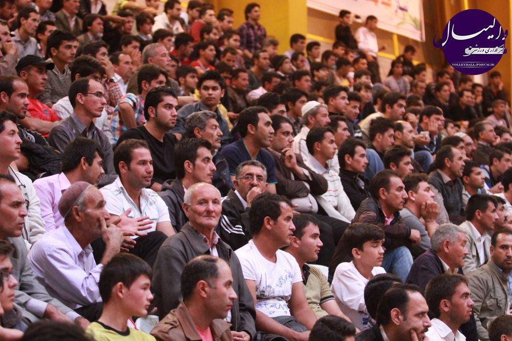 بای محمد دوجی : می خواهیم هواداران گنبد با والیبال آشتی کنند/باید از اعتبار والیبال گنبد دفاع کنیم !
