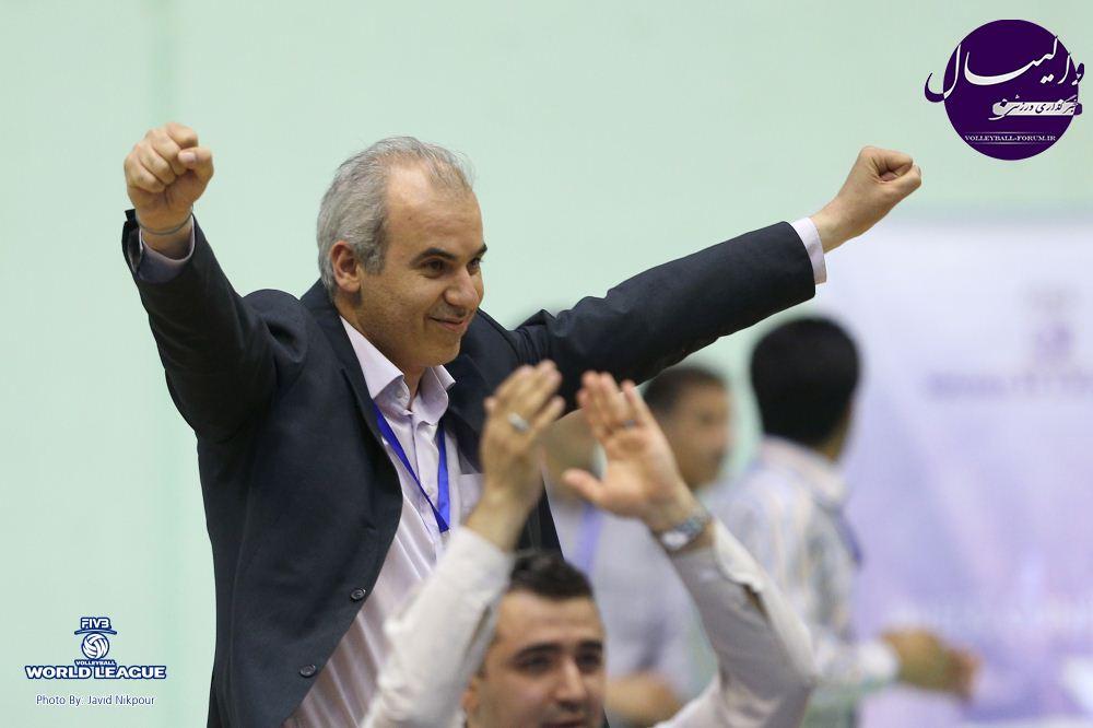 سرپرست تیم ملی والیبال : اردوی تیم ملی از 18 آبان آغاز می شود !