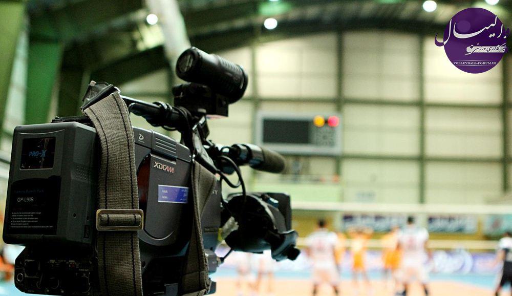 پخش زنده مسابقات انتخابی والیبال جهانی 2014 تیم ملی والبیال از شبکه سه !