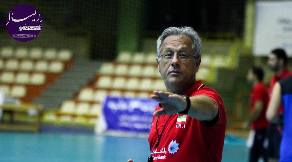 رئیس اتحادیه والیبال امارات: تیم ملی والیبال ایران در امارات در خانه خودش بازی میکند!