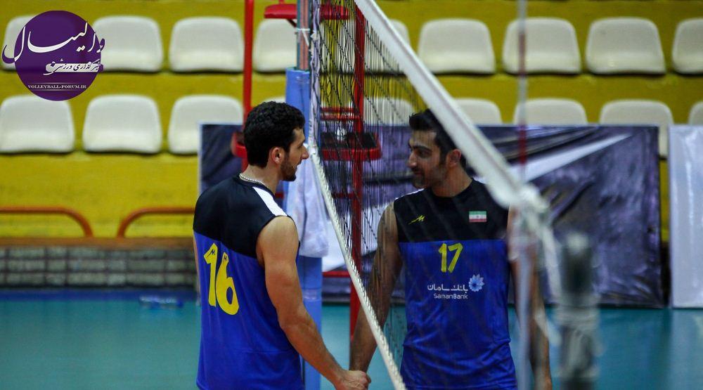 برنامه مسابقات انتخابی والیبال 2014 جهان در تهران !