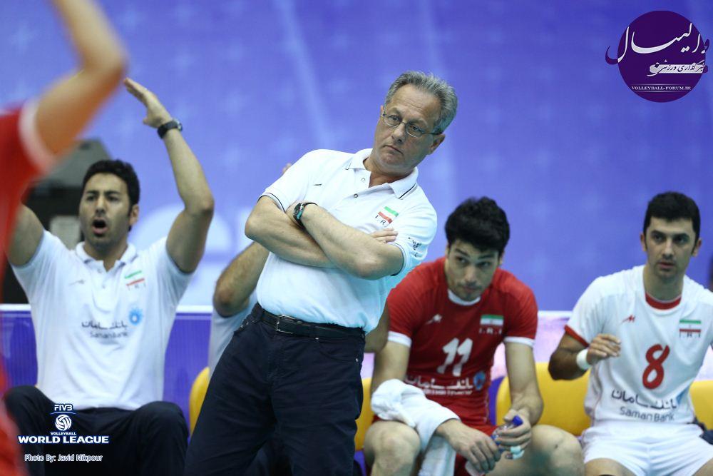 برای انجام چند دیدار دوستانه تیم ملی والیبال 28 شهریور راهی ترکیه می شود !