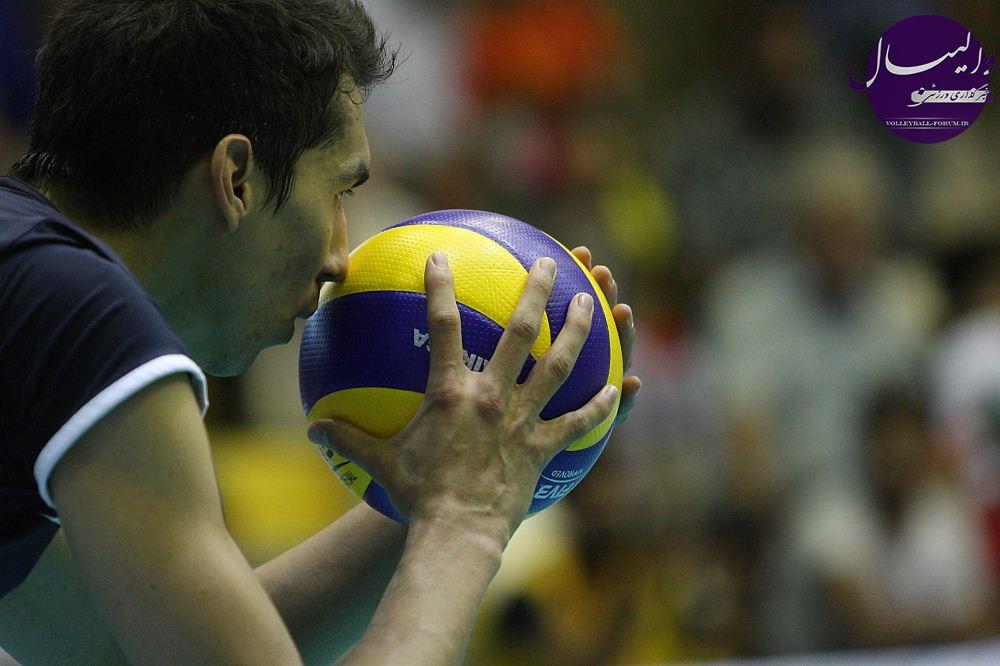 فرهاد قائمی : ملی پوشان والیبال عزمشان برای قهرمانی جزم کردند !