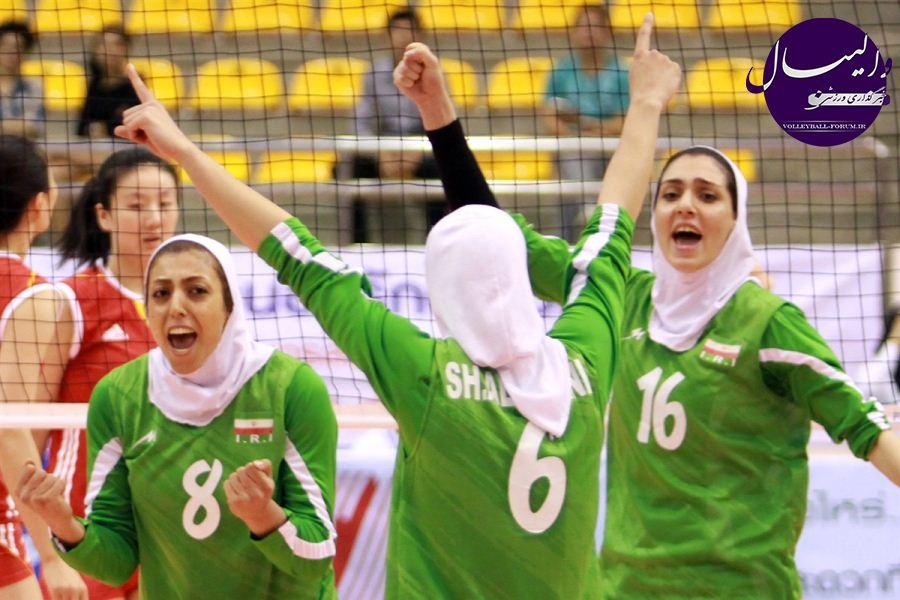 تیم ملی والیبال زنان ژاپن را بهتر بشناسیم !