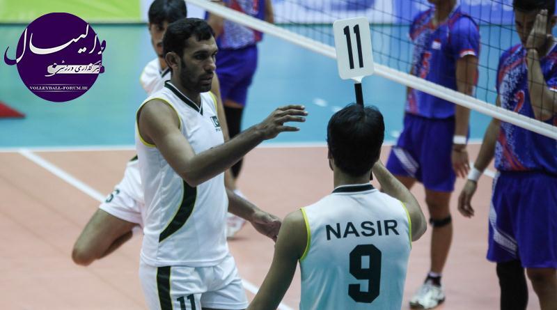 اولین و آخرین پیروزی اندونزی/ پاکستان دست خالی از تهران میرود !