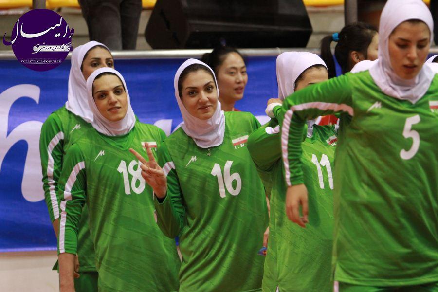 نتایج سومین روز مسابقات والیبال رده سنی امید دختران !