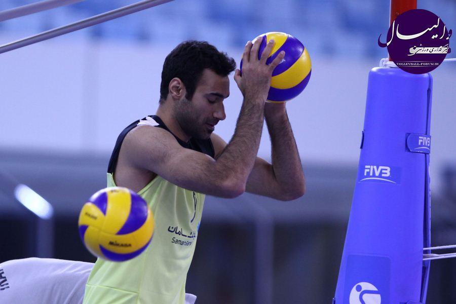برتری تیم ملی والیبال ایران در اولین دیدار خود در جام ملت های والیبال 2013 آسیا !