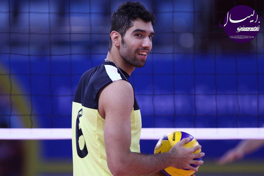 موسوی و زرینی امتیازآورترین بازیکنان مسابقه ایران و ژاپن شدند !