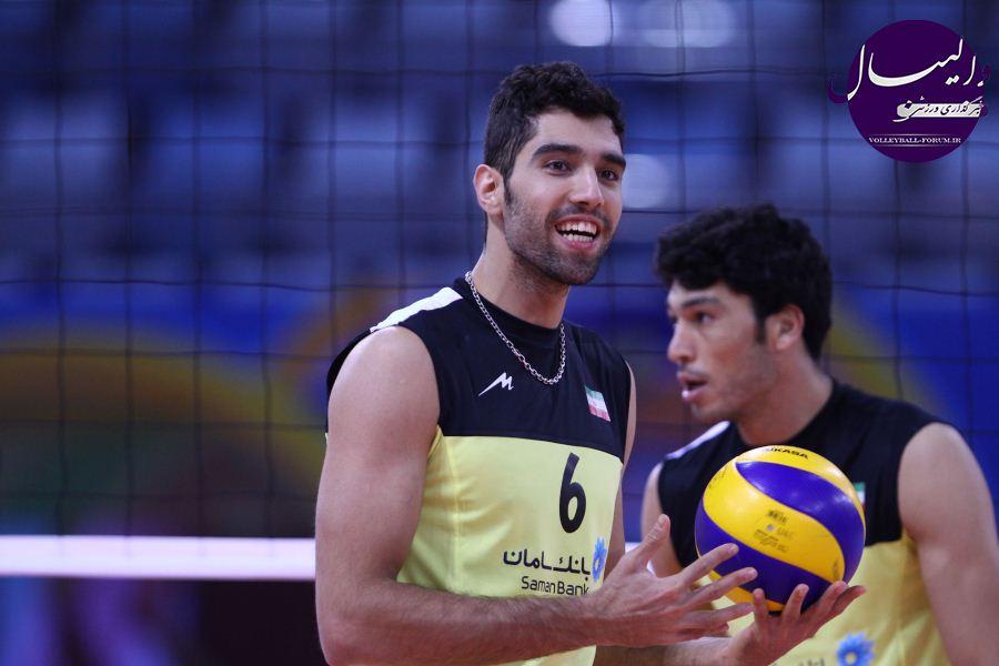 مدیر فنی پیشین تیم ملی والیبال : قهرمانی آسیا برای والیبال ایران کم است/والیبال ایران فراتر از آسیاست !