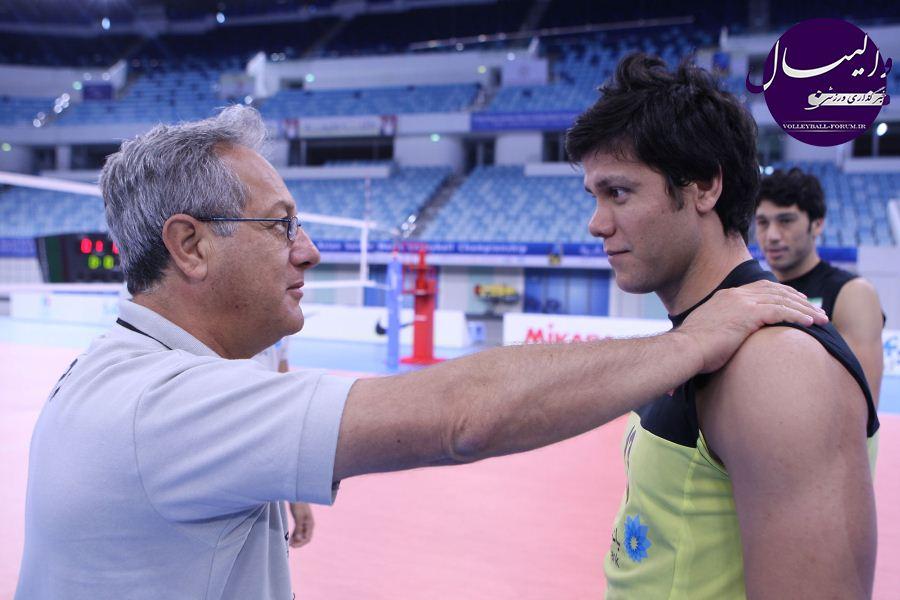 خولیو ولاسکو : آسان دانستن قهرمانی در آسیا برایم عجیب است !
