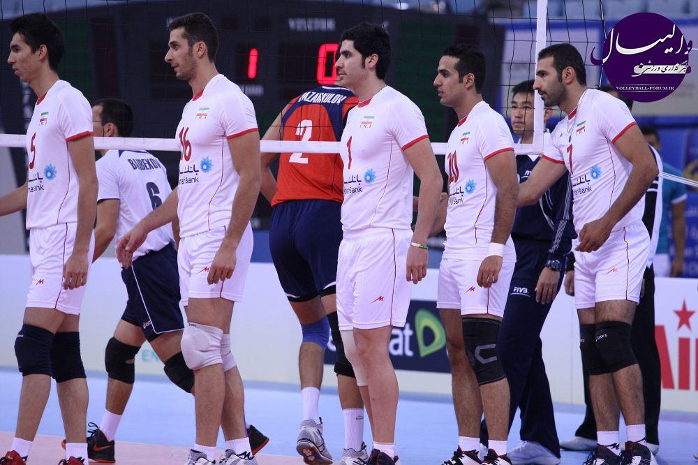 آرمین تشکری: بازی با کویت فقط تمرینی برای رفع اشکالات بود !
