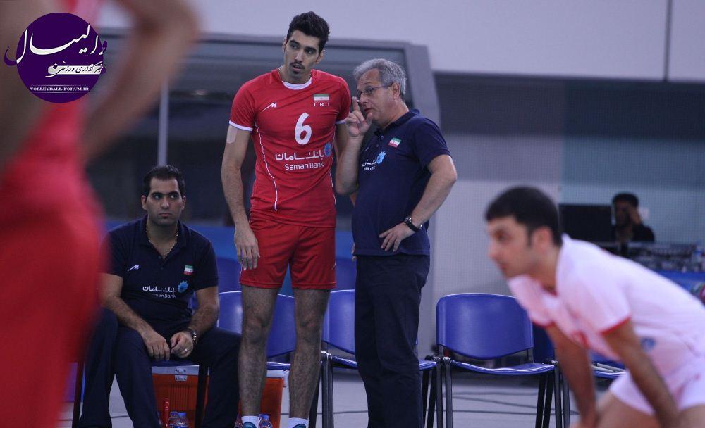 ولاسکو: بازیکنان مقابل لبنان خود را از پیش برنده می دانستند