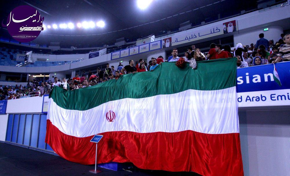 تیم ملی والیبال ایران فردا به مصاف ژاپن می رود
