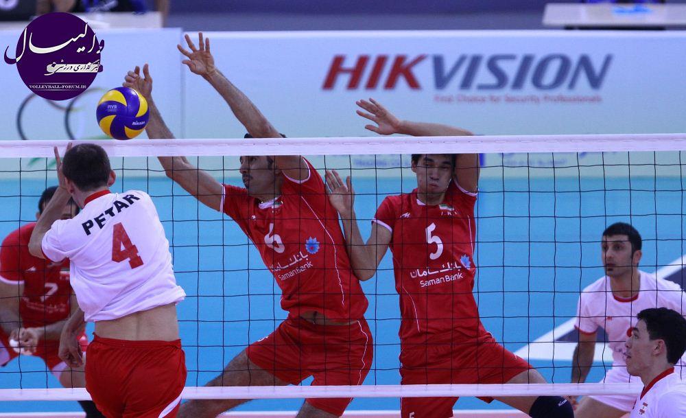 برنامه بازی های روز هفتم رقابت های قهرمانی مردان والیبال 2013 آسیا !