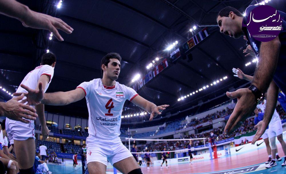 برنامه آخرین روز مسابقات والیبال قهرمانی 2013 آسیا !