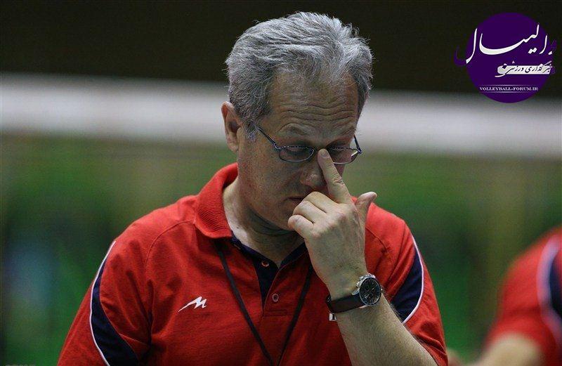 سرپرست تیم ملی والیبال: ولاسکو تمام بازیها را رصد میکند/ بازی با روسیه و بلغارستان حتمی است !