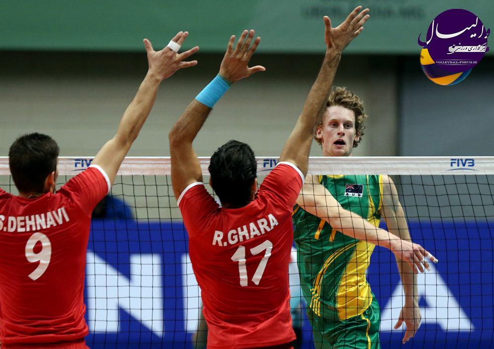 تحلیلی بر بازی ایران در برابر استرالیا !