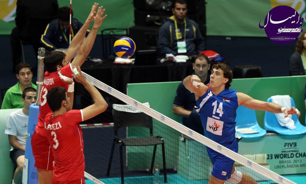 نتایج روز چهارم زیر 23 سال، برزیل ، روسیه و صربستان صعودشان قطعی شد !