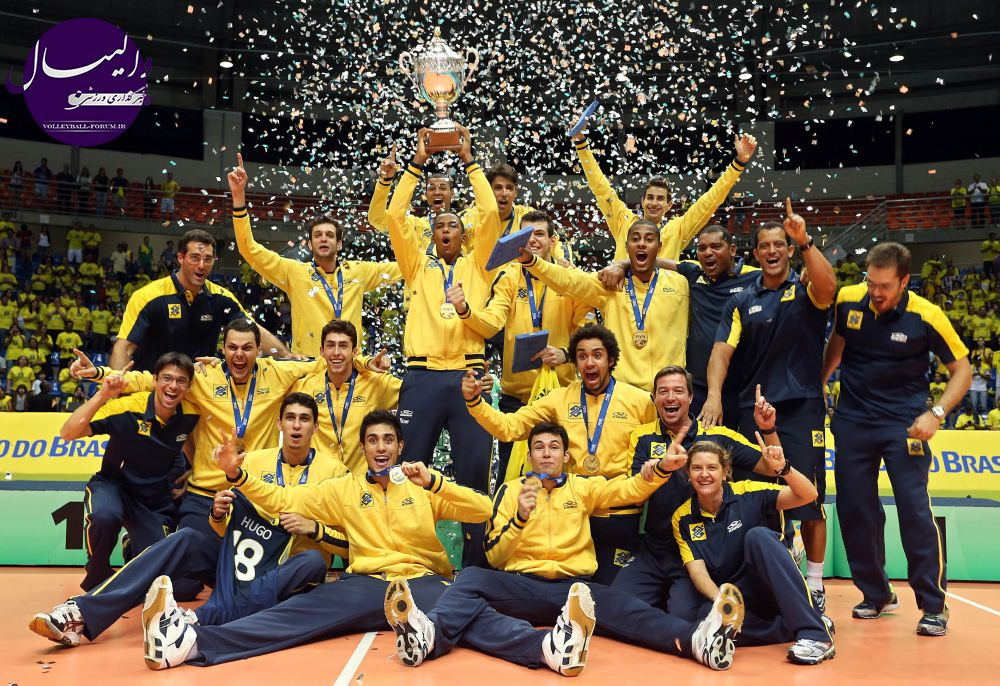 جام قهرمانی در برزیل ماند، میزبان در فینالی با شکوه !