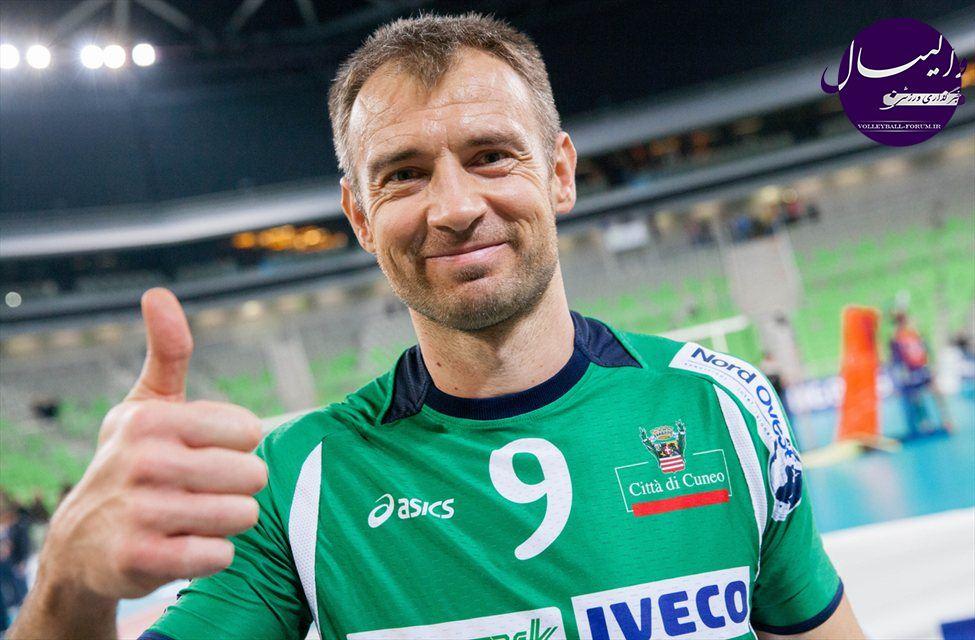 نیکولاگربیچ؛ اسطوره تمام نشدنی والیبال/ ستارهای که پس از ۱۹ سال ایتالیا را ترک کرد !