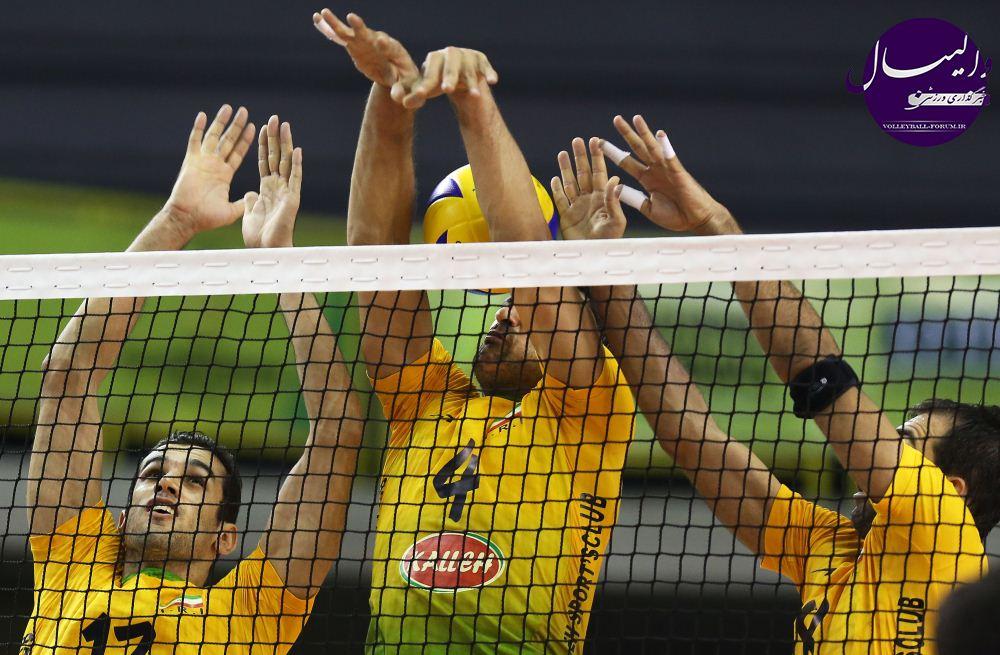عملکرد کاله ایران در اولین حضور خود در جام باشگاه های جهان !